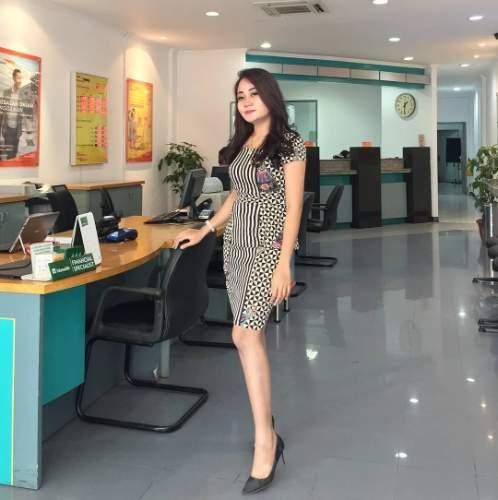 Seragam Batik Kantor Wanita