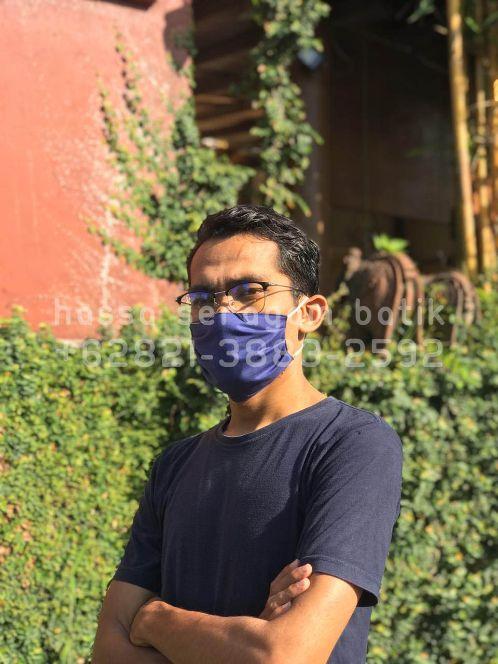 Harga Masker Kain Bekasi Jawa Barat
